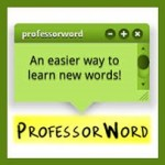 Professor word