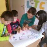 Kursevi engleskog jezika za decu - projekti